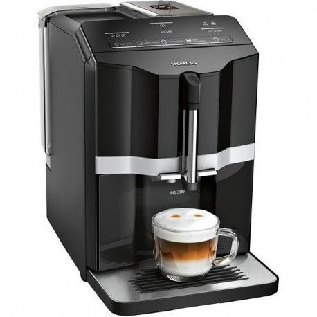 Bosch ROBOT CAFE MULTI BOISSONS 1300W BROYEUR CERAMIQUE ONE TOUCH 2 BOISSONS BOSCH - TI351209RW
