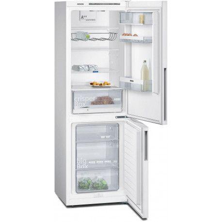 Réfrigérateur SIEMENS pose libre KG36VXW30S