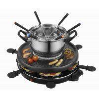 Machine raclette et fondue TKG (TEAM KALORIK) RAC 1010 FO