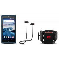 GSM PORTABLE SEUL CROSSCALL PACK CORE X 3 BLEU
