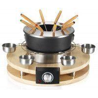 Machine à fondue kitchen chef KCWOOD FOND 8