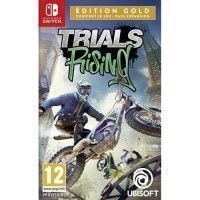 Trials Rising Edition Gold Jeu Switch