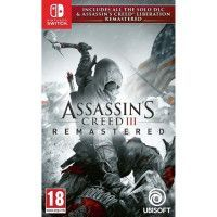 Assassins Creed 3 + Assassins Creed Liberation Remaster Jeux Switch