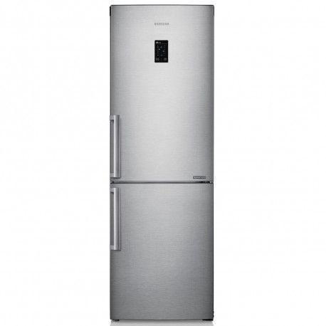 SAMSUNG RB29FEJNDSA - Refrigerateur congelateur bas - 290L 192+98 - Froid ventile - A+ - L 59,5cm x H 178cm - Silver