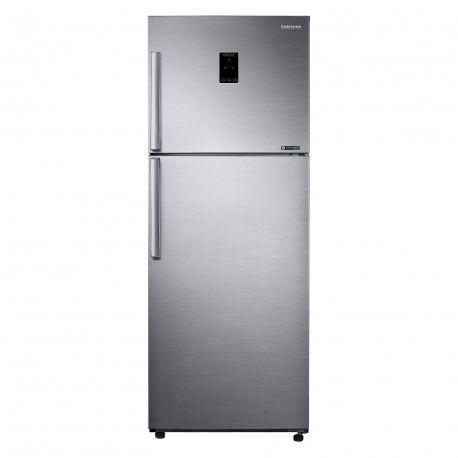 SAMSUNG RT38K5400S9 - Refrigerateur congelateur haut - 384L 295+89 - Froid ventile - A+ - L 67,5cm x H 178cm - Silver
