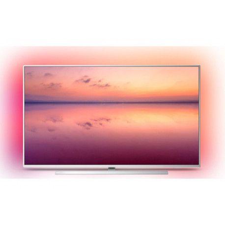 Philips TV 50'' LED UHD PHILIPS - 50PUS6804