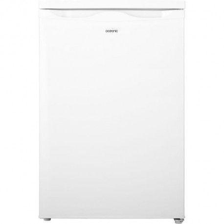 OCEANIC - Refrigerateur Table top Larder 138L - Blanc - classe A+