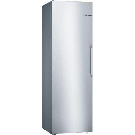 BOSCH KSV36VL4P Refrigerateur 1 porte - 346 L - Froid Brasse PowerVentilation - A+++ - HxLxP 186 x 60 x 65 cm - Inox