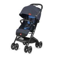GB Poussette Gold Qbit+ All Terrain Night - Bleu