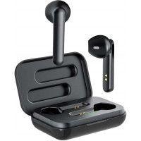 Ecouteurs Bluetooth avec boîtier de charge AKASHI ALTEARBLK