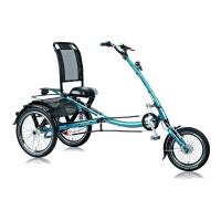 VELO TRICYCLE ADULTE TRIKE 16/20