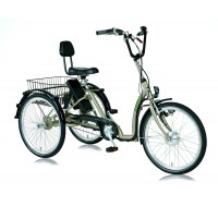 VELO ELECTRIQUE TRICYCLE COMFORT 7VIT