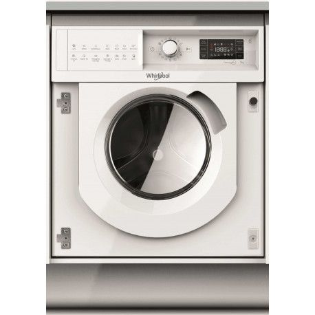 WHIRLPOOL INTEGRABLE LAVE LINGE INTEGRABLE WHIRLPOOL INTEGRABLE BIWMWG 71484 FR