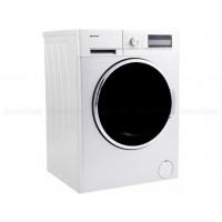 Machine à laver blanche 9 kg à grande porte plane SHARP ES-GFC9124W3