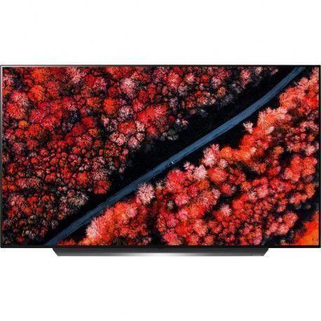 LG 55C9 TV OLED 4K UHD - 55 139cm - HDR - Dolby Vision - Son Dolby Atmos - Smart TV - 4 x HDMI - 3 x USB - Classe energetique A