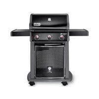 WEBER Barbecue Spirit Classic E-310 - Acier emaille - 57 x 12 cm - Noir