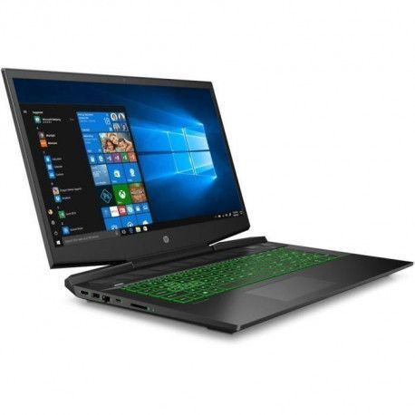 HP PC Portable Pavilion Gaming 17-cd0070nf - 17FHD - CoreTM i5-9300H - RAM 8Go - Stockage 128Go SSD + 1To HDD - GTX1650 - Win 10