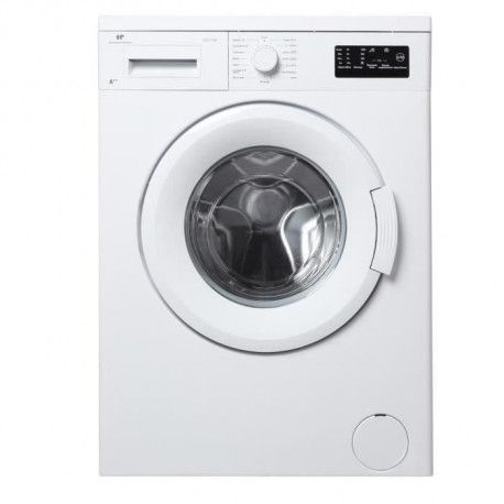 OCEANIC - LL712W - Lave-linge frontal - 7kg - 1200trs - A++AB - Blanc