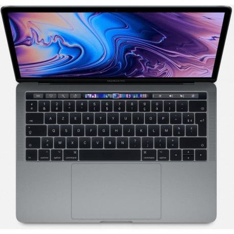 APPLE MacBook Pro Touch Bar 13 - Core i5 2.4GHz quad-core 8th-generation - 256 Go SSD - Space Grey