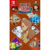 LAventure Layton - Edition Deluxe Jeu Switch