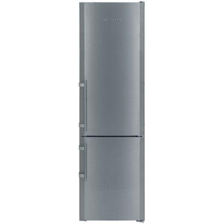 Réfrigérateur Combiné Liebherr CNPESF 4003 - Classe A++ Inox/argent