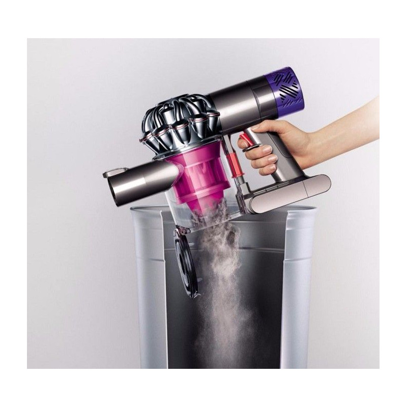 dyson v6 motorhead aspirateur balai sans sac dyson. Black Bedroom Furniture Sets. Home Design Ideas