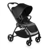 BE COOL Poussette Outback Stroller Be Black - noir