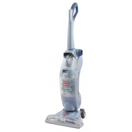 Hoover FloorMate Plus FL 700 - Aspirateur - balai - Filtrage d'eau - bleu clair