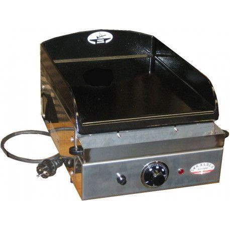 Forge Adour Sukaldea 320 - Plancha -électrique