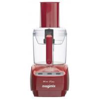 Magimix Le Mini Plus - Robot multi-fonctions - 400 Watt - rouge