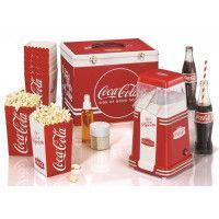 Siméo CC650 Coca - Appareil à pop corn - 1100 W
