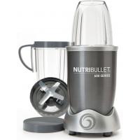 NUTRIBULLET Extracteur de Nutriments 600W Gris NUTRI600G