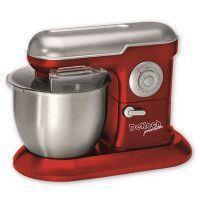 De Koch DK-KM650: Machine de Cuisine Rouge