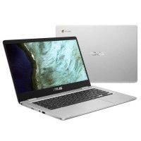 ASUS Ordinateur portable Chromebook C423NA-BV0051 - 14 pouces HD - Celeron N3350 - RAM 4 Go - Stockage 64 Go - Chrome