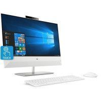HP PC All-in-One 24-xa0119nf - 24FHD - i5-9400T - RAM 8Go - Stockage 128Go SSD + 2To HDD - Windows 10