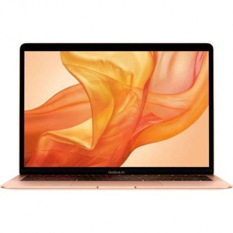 APPLE MacBook Air 13,3 - Intel Core i3 - RAM 8Go - Stockage 256Go - Or - NOUVEAU