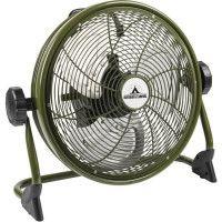 BESTRON Brasseur - Panier 35cm - rechargeable - en couleur Outdoor green - Debit dair 38,42m3/min. - Vitesse de lair 3,35m/sec