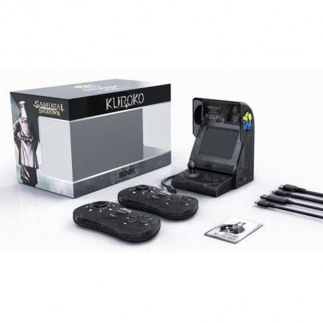 Console Neo Geo Mini : Samurai Shodown Limited Edition - Kuroko - Noire