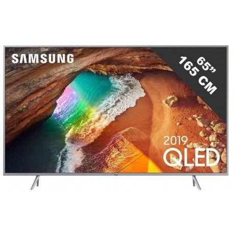 Samsung TELE LED + DE 65 POUCES SAMSUNG QE 65 Q 64 R