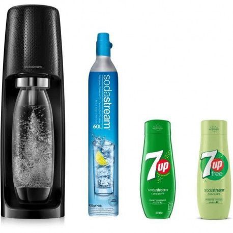 SODASTREAM Sodastream Spirit Plus Concentres 7Up