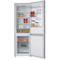 Réfrigérateur combiné 295L Froid Ventilé CANDY 60cm A+, CVBNM 6182 XPS