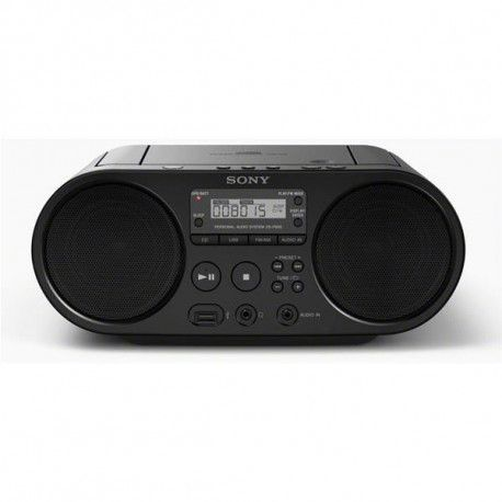 Sony RADIO CD / MP3 / USB SONY - ZSPS55B