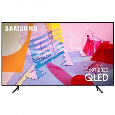 Samsung TV 50 pouces QLED UHD SAMSUNG - QE50Q60TAUXXC