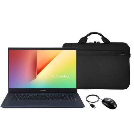 ASUS PC portable Gamer FX571GT-AL692 15 FHD - Core i5-8300H - RAM 16Go - Stockage 512Go SSD - GTX 1650 4G + accessoires - Sans O