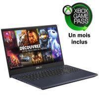 ASUS PC portable Gamer FX571GT-BQ691T 15 FHD - Core i5-8300H - RAM 8Go - Stockage 512Go SSD - GTX 1650 4Go - Windows 10