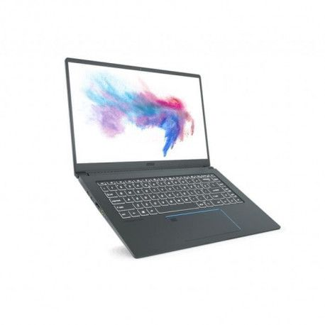 MSI PC Portable - Prestige 15A 10SC-056FR - 15,6 FHD - i7 10710U - RAM 16Go - Stockage 512Go SSD - GTX1650 Max-Q 4Gb - Windows
