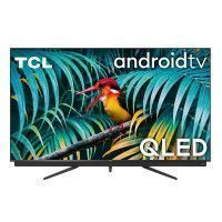 TV LED 55 QLED UHD HDR, Motion Clarity, Android 9.0, HDR 10+, Dolby Vis TCL - 55C815