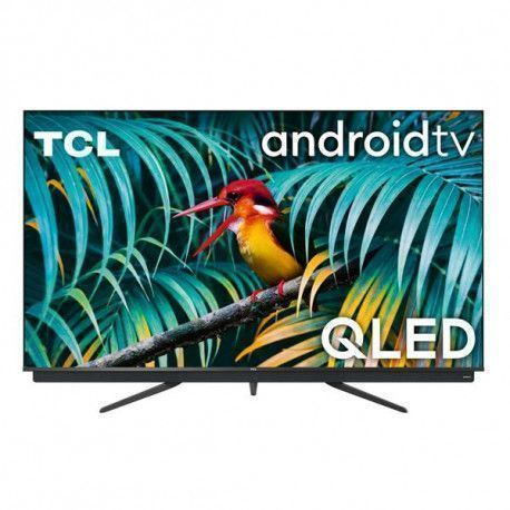 TCL TV LED 55 QLED UHD HDR, Motion Clarity, Android 9.0, HDR 10+, Dolby Vis TCL - 55C815