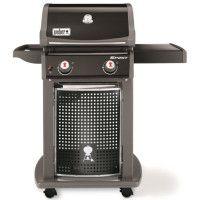 WEBER Barbecue a gaz Spirit EO-210 - 2 bruleurs - Acier emaille - Noir