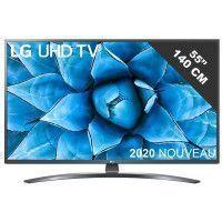 Smart TV 55 pouces LG 4K UHD, 55 UN 7400 6 LB